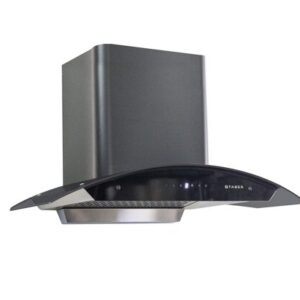 Faber 90 cm Auto Clean curved glass Kitchen Chimney2 e1604573311232